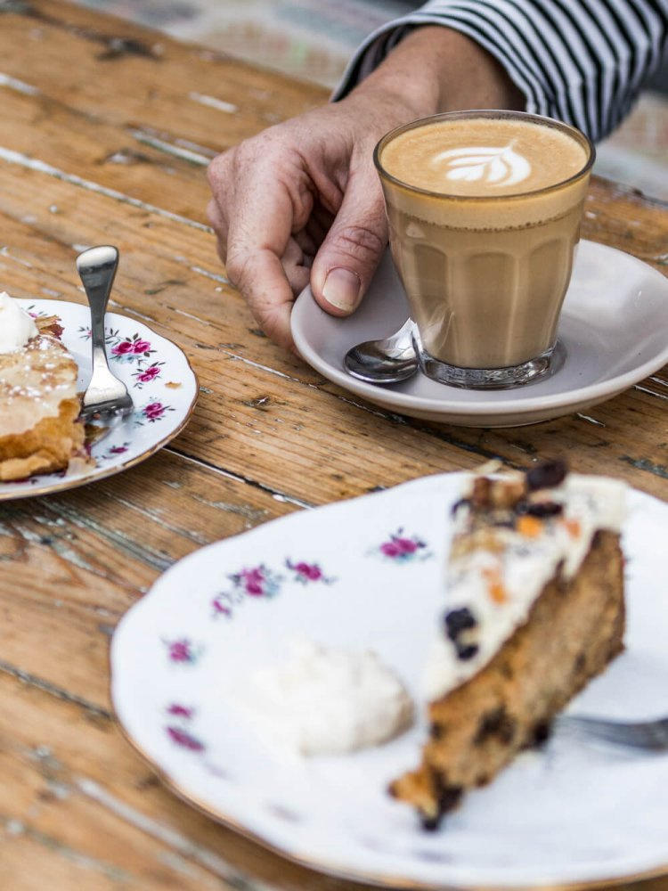 Top 5 coffee spots in the Coal Valley
